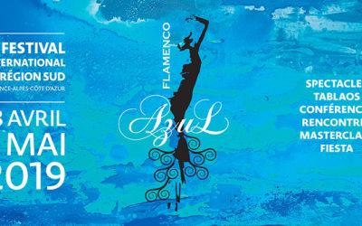1ère édition du Festival Flamenco Azul organisé par le Centre Soléa