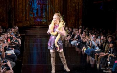 Défilé de mode à la Réale
