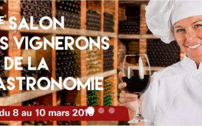 6 jeunes de T'cap 21 au Grand Salon des Vignerons et de la Gastronomie