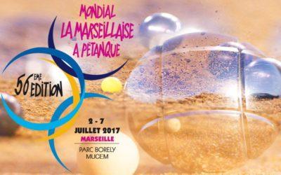 Tcap'21 au Mondial La Marseillaise à Pétanque