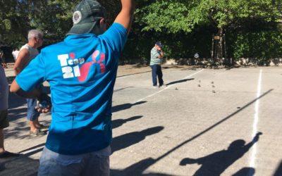 Participation des jeunes de T'cap 21 au Mondial la Marseillaise