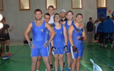 Championnat régional d'aviron indoor à Manosque