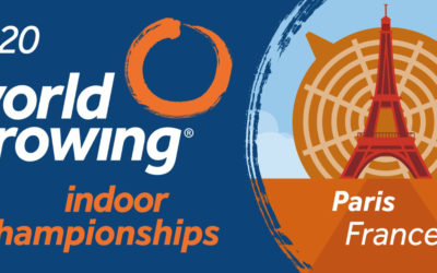 Championnat du Monde d'aviron Indoor
