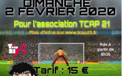 Tournoi de foot Indoor Caritatif