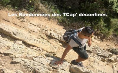 Les 3 randonnées des Tcap' déconfinés