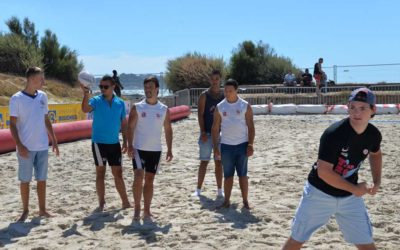 Participation des jeunes de T'cap 21 au South Beach Rugby