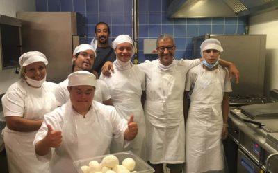 Stage de cuisine au CCO Velten