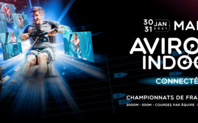 Championnat de France d'aviron indoor 2021
