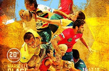 South Beach Rugby Five Marseille