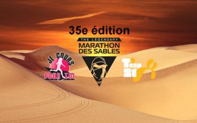 Marathon des Sables 2021