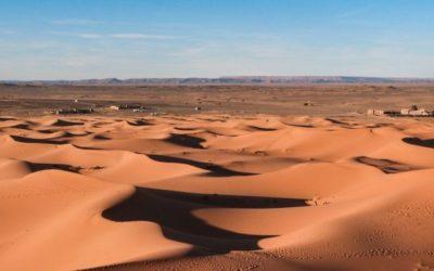 Marathon des Sables – Etape 2